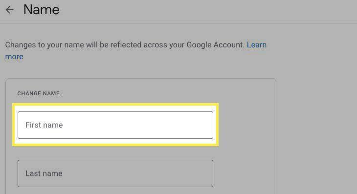 3. Cara Mengganti Nama di Google Meet