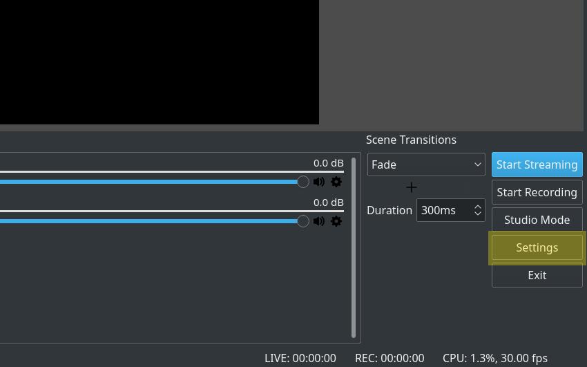 6. Cara Screen Record di Laptop Menggunakan OBS Studio