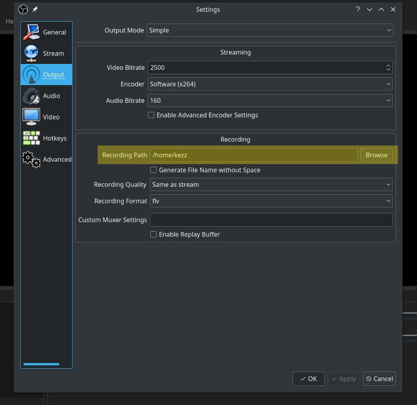 7. Cara Screen Record di Laptop Menggunakan OBS Studio