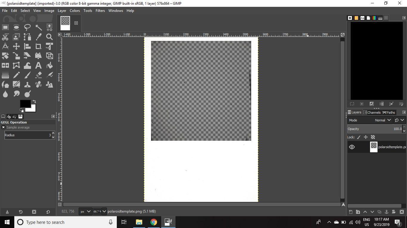 8. Frame Foto Polaroid