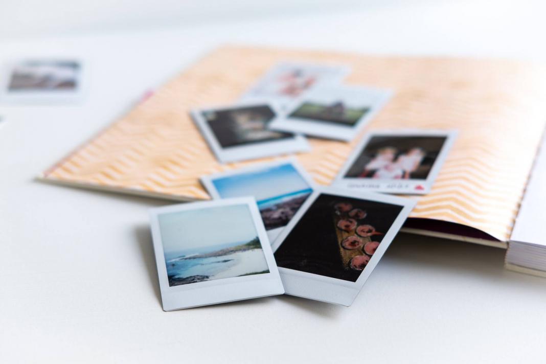 Frame Foto Polaroid