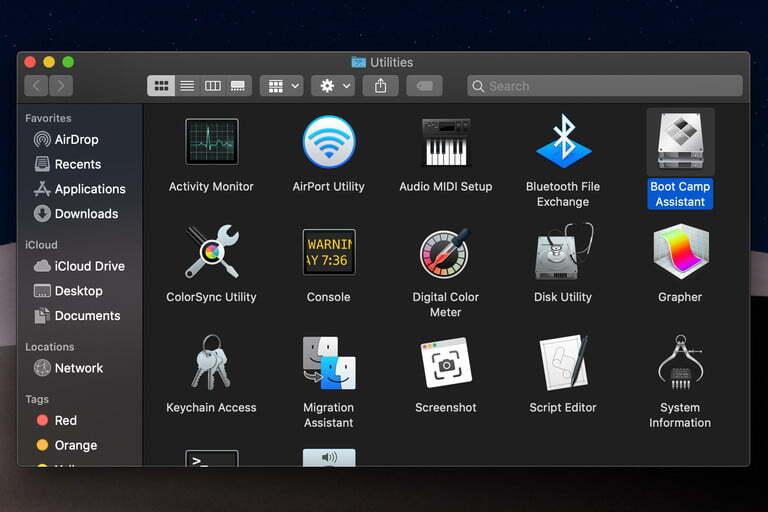 Cara Install Windows 10 di MacBook