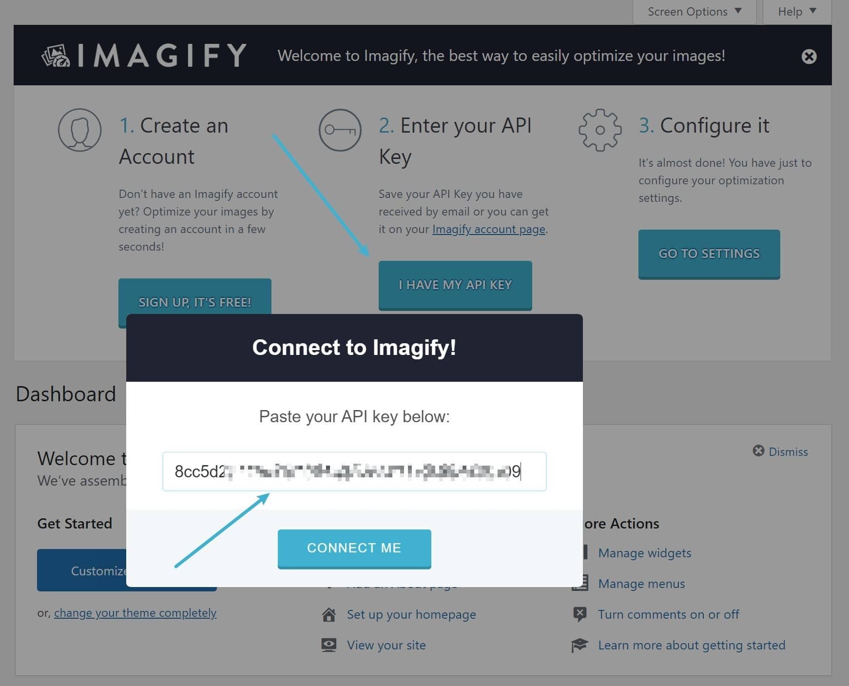 3. Tips Optimasi Gambar Dengan Plugin Imagify