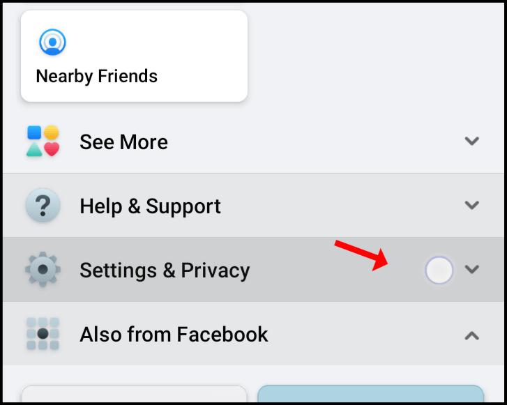 4. Cara Mengaktifkan Dark Mode Facebook