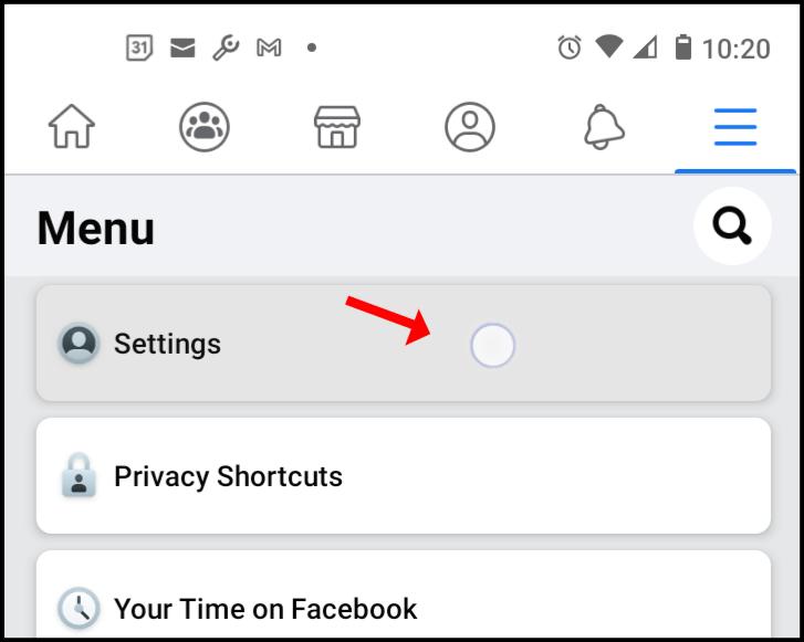 5. Cara Mengaktifkan Dark Mode Facebook