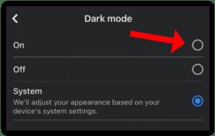 7. Cara Mengaktifkan Dark Mode Facebook