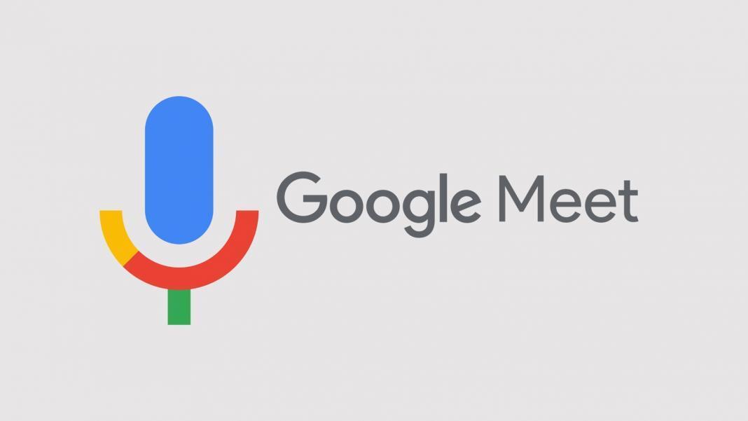 Microphone Google Meet