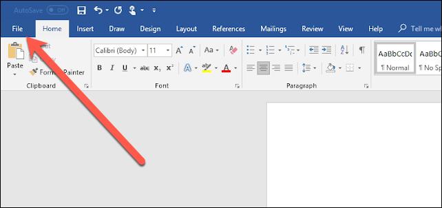 Cara Convert Word to PDF Free