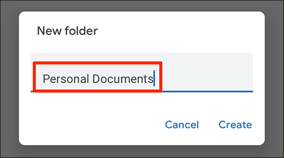 Cara Membuat Folder Google Docs