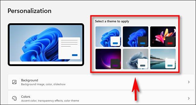 2. Cara Mengubah Tema di Windows 11
