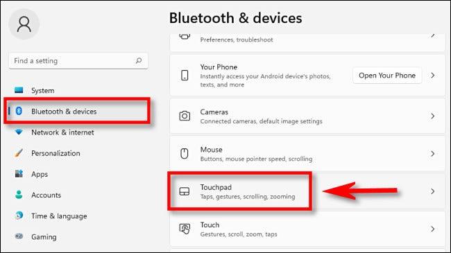 2. Cara Menonkatifkan Touchpad Windows 11