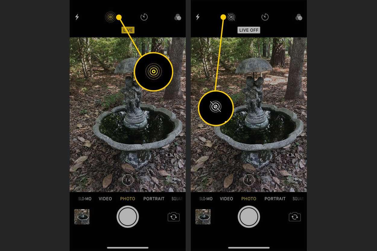 Cara Silent Kamera iPhone
