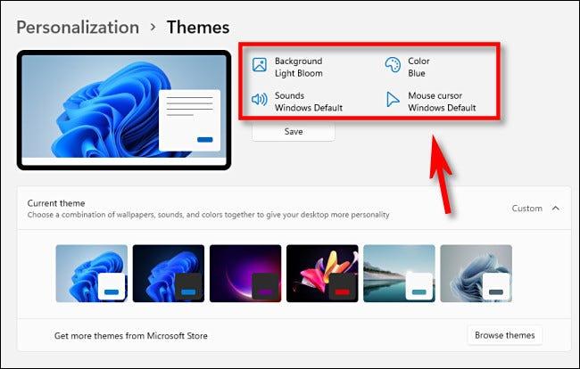 4. Cara Mengubah Tema di Windows 11
