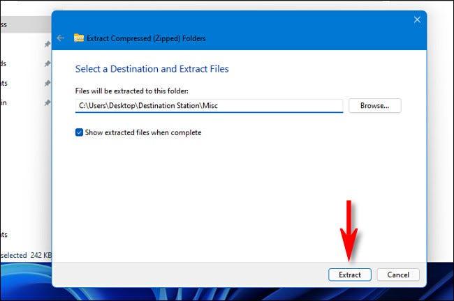 4. Cara Zip File di Laptop Windows 11