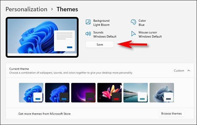 5. Cara Mengubah Tema di Windows 11