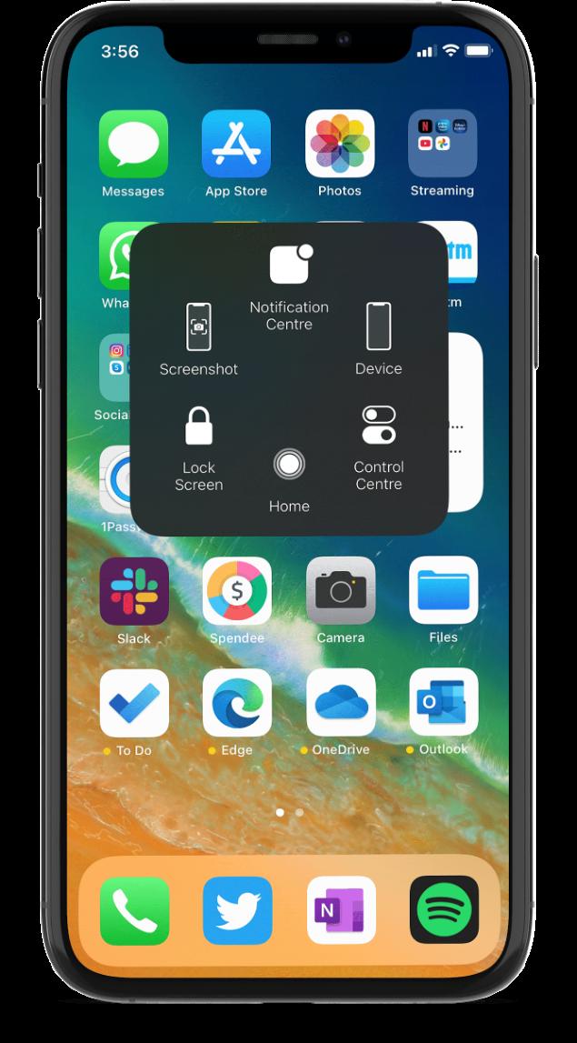 4. Cara Screenshot iPhone 13 13 Pro dan 13 Pro